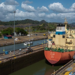 Plagued by drought, the Panama Canal searches for new sources of water